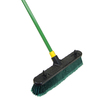 Quickie BULLDOZER Poly Fiber Stiff Push Broom