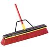 Quickie - Tuff Sweep Poly Fiber Stiff Push Broom