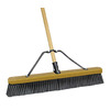 Quickie - Tuff Sweep Poly Fiber Stiff Push Broom