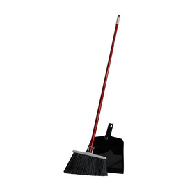 Quickie - Clean Results Poly Fiber Stiff Upright Broom