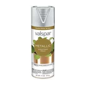 Valspar 11-oz Silver Spray Paint