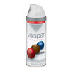 Valspar White Indoor/Outdoor Spray Paint