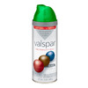 Valspar 12 Oz. Luscious Green High-Gloss Spray Paint