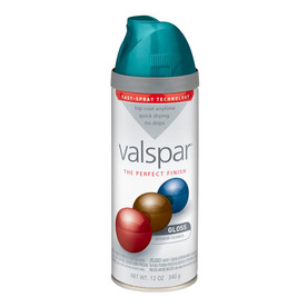 Valspar 12 Oz. Tropical Oasis High-Gloss Spray Paint