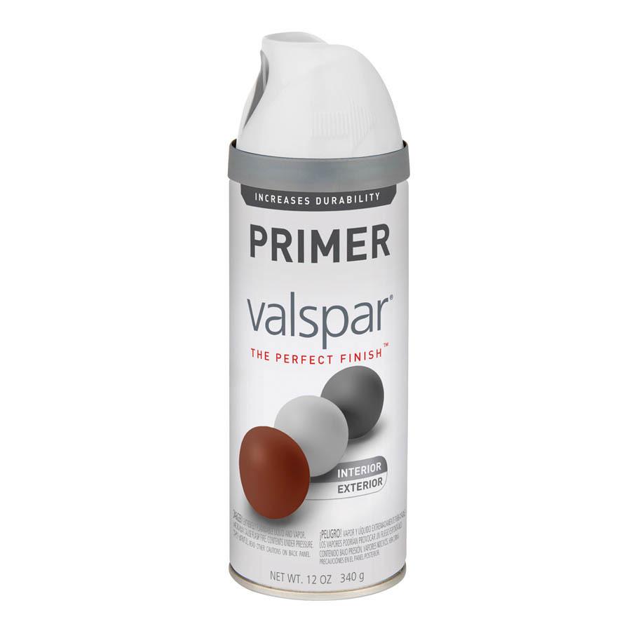 Shop Valspar 12 Oz White Spray Paint At