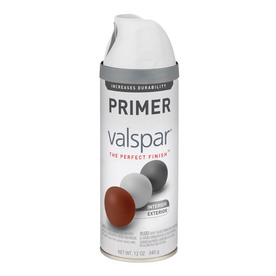 Valspar 12 Oz. White Spray Paint