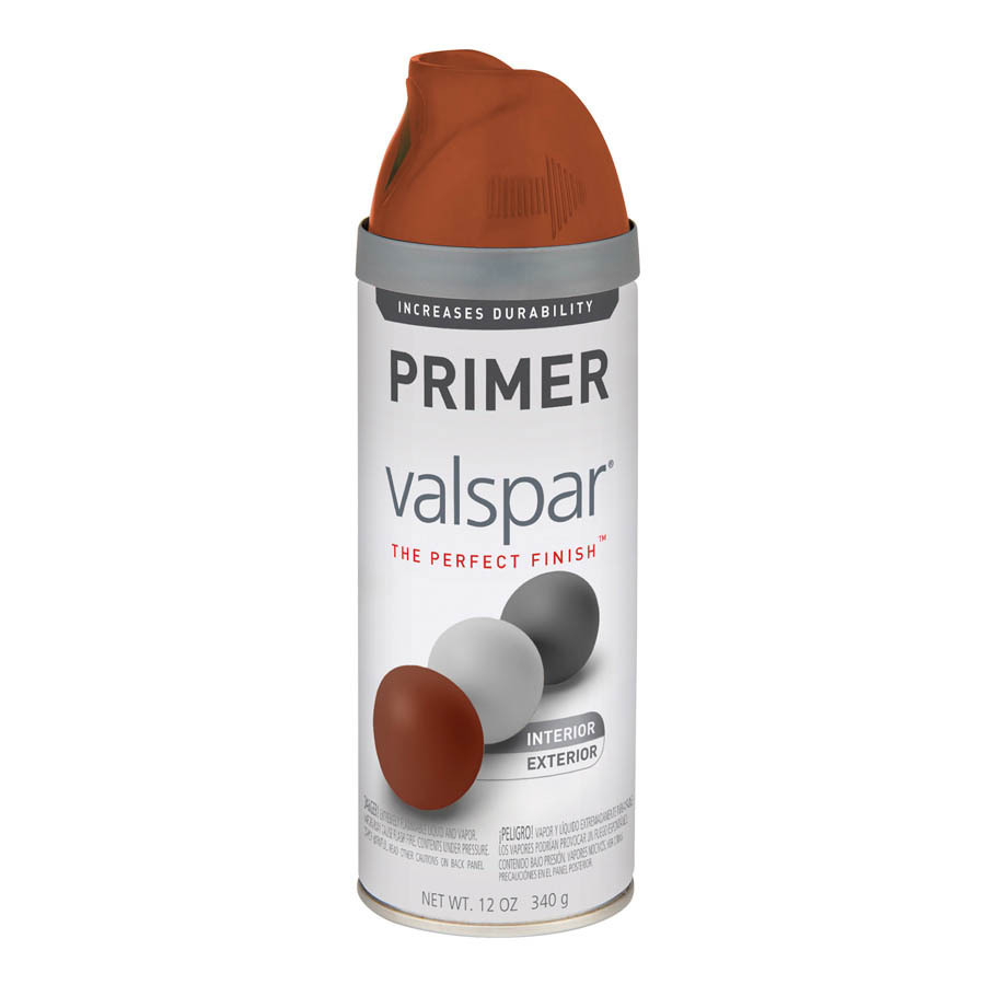 Shop Valspar 12 Oz Red Oxide Spray Paint At