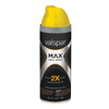 Valspar 12 Oz. Safety yellow Gloss Spray Paint