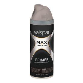 shop valspar 12 oz gray primer spray paint at. Black Bedroom Furniture Sets. Home Design Ideas