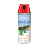 Valspar Red Queen Outdoor Spray Paint