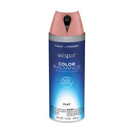 Shop Valspar Brushed Rose Indoor Outdoor Spray Paint At