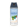 Valspar 12 oz Oceanic Satin Spray Paint