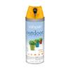 Valspar Bright Yellow Outdoor Spray Paint