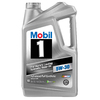 Mobil 163.2 oz 4-Cycle 5W-30 Full Synthetic Engine Oil