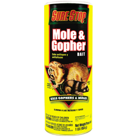 Sure Stop 1 Lb. Mole and Gopher Repellent Granules