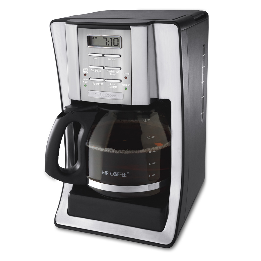 Shop Mr Coffee Programmable Coffee Maker At