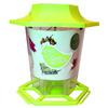 MidWest Quality Gloves, Inc. Nickelodeon Green Plastic Hopper Bird Feeder