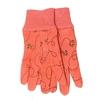 MidWest Quality Gloves, Inc. Children's Multicolor Cotton Garden Gloves