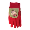 MidWest Quality Gloves, Inc. Children's Red Cotton Garden Gloves