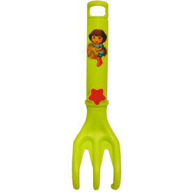 Nickelodeon Nickelodeon Fixed 3-Tine Children's Cultivator