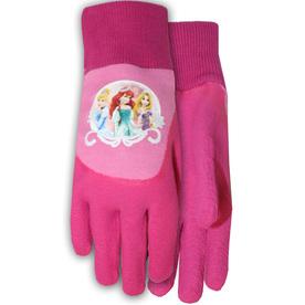 MidWest Quality Gloves, Inc. Children's Pink Cotton Garden Gloves