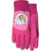 MidWest Quality Gloves, Inc. Children's Pink Cotton Garden Gloves