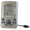 AcuRite Digital Indoor/Outdoor Pewter Thermometer