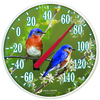 AcuRite Wireless Indoor/Outdoor White Thermometer