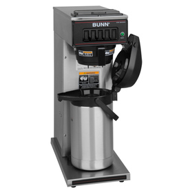 Shop BUNN Stainless Steel 12-Cup Programmable Coffee Maker at Lowes.com
