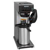 BUNN Stainless Steel 12-Cup Programmable Coffee Maker