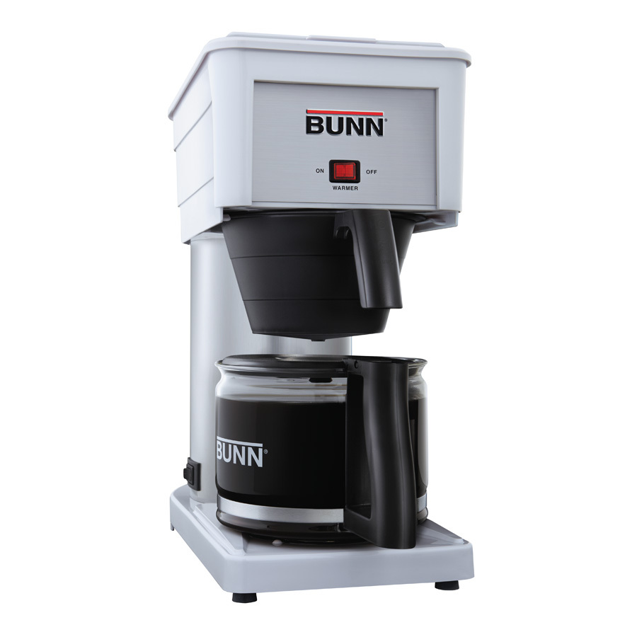 Shop Bunn White 10 Cup Coffee Maker At