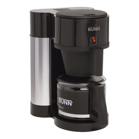 BUNN Black 10-Cup Coffee Maker