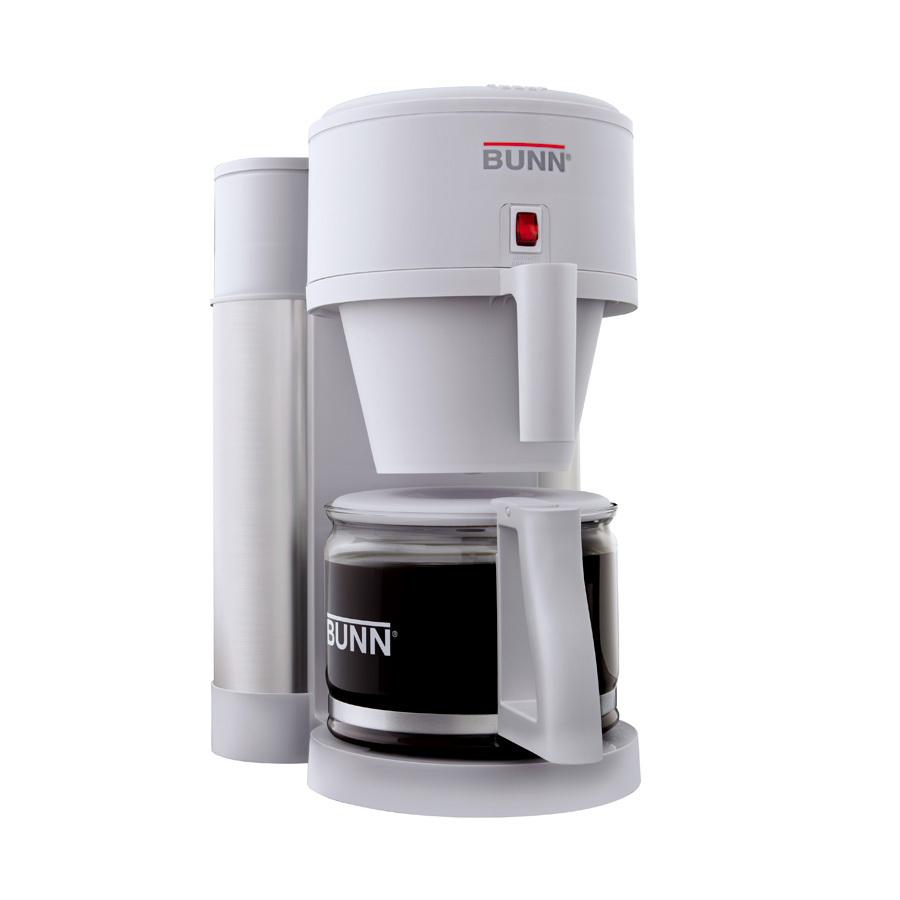 Bunn Coffee Maker Guarantee : Shop BUNN White 10-Cup Coffee Maker at Lowes.com