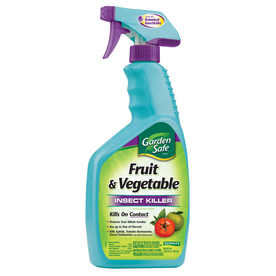 Shop Garden Safe 24 Oz Ready To Use Fruit And Vegetable Insect Killer At