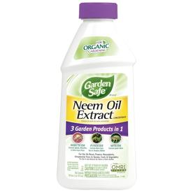 Garden Safe Neem Oil Extract Liquid Concentrate