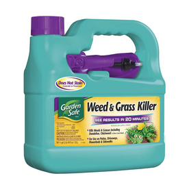 Shop Garden Safe 64 Oz Garden Safe Weed And Grass Killer At