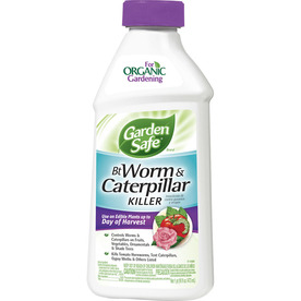 Garden Safe 16 Oz. Worm and Catepillar Killer Liquid
