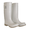 Boss Size 12 Mens White Over the Sock Boots