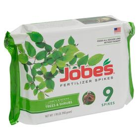 Jobe's 9-Count Synthetic Tree and Shrub Food (15-3-3)