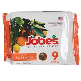 Jobe's 9-Count Synthetic Tree and Shrub Food (8-11-11)