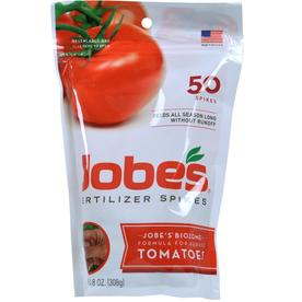 Jobe's 50-Count Vegetable Food Spikes