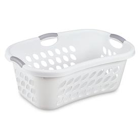 Sterilite Corporation 1.25 Bushel(S) Plastic Basket or Clothes Hamper