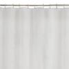 EVA/PEVA Frost Solid Shower Liner