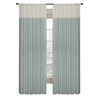 allen + roth 108-in L Blue Project Trio Panel