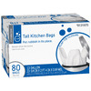 Style Selections 80-Count 13-Gallon Trash Bags
