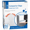 Style Selections 50-Count 18-Gallon Trash Bags
