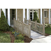 ChoiceDek Gray Ultra-Low Maintenance Composite Decking (Common: 1-in x 5.5-in x 16-ft; Actual: 1-in x 5.4-in x 16-ft)