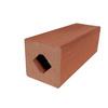 ChoiceDek Redwood Composite Deck Post (Common: 4-in x 4-in; Actual: 4.18-in x 4.18-in)