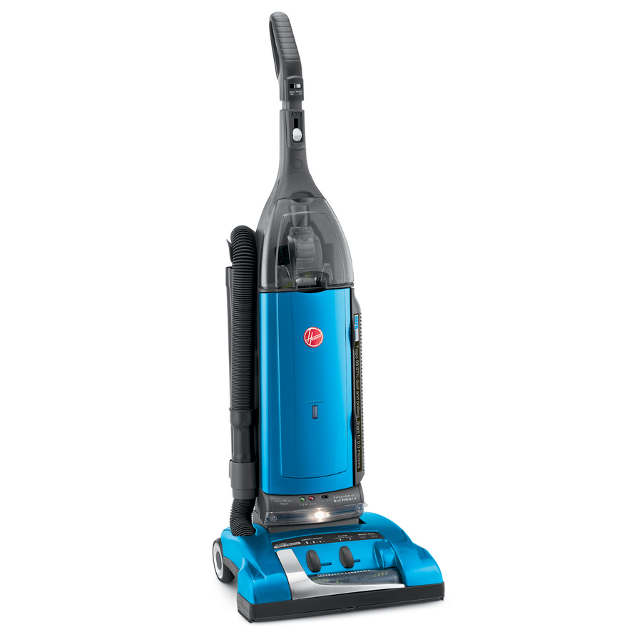 Shop Hoover 12 Amp Bagged Upright Vaccum Cleaner At Lowescom