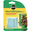 Miracle-Gro 24-Count All Foliage House Plants Food Spikes (6-12-6)